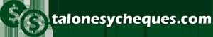 Talones y Cheques Logo